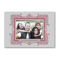 Framed - Photo Holiday Card