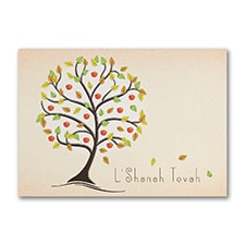 L'Shanah Tovah Tree