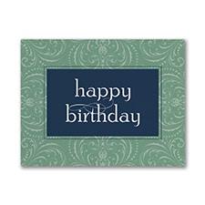 Simple Birthday - Sage