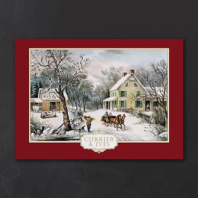 Classic Currier & Ives