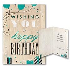 Woodsy Birthday