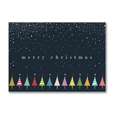 Delightful Christmas - Christmas Card