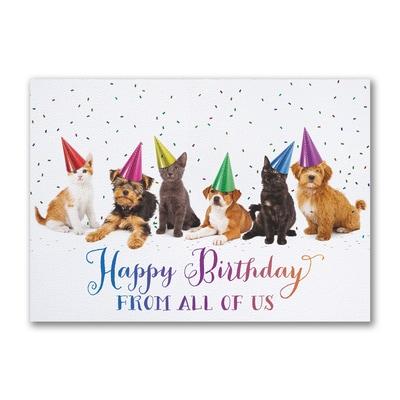 Happy Day - Birthday Card