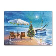 Warm Greetings - Holiday Card
