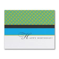 Birthday Blitz - Birthday Card