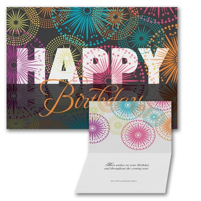 Birthday Blow-Out - Birthday Card