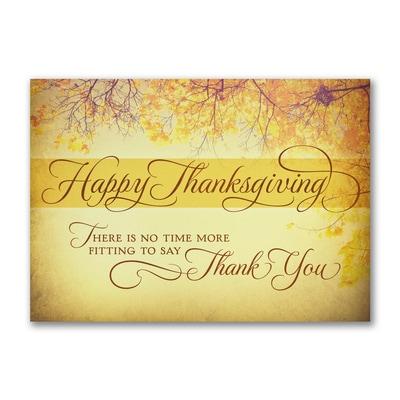 Luminous Thanksgiving