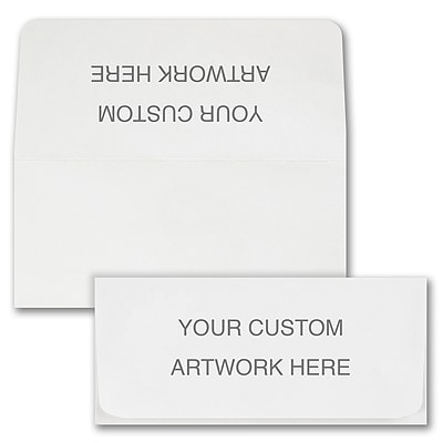 Custom Currency Envelope