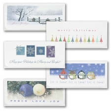 Holiday Currency Envelope Assortment Pack