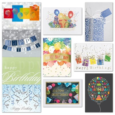 Traditional Birthday Assortment Pack