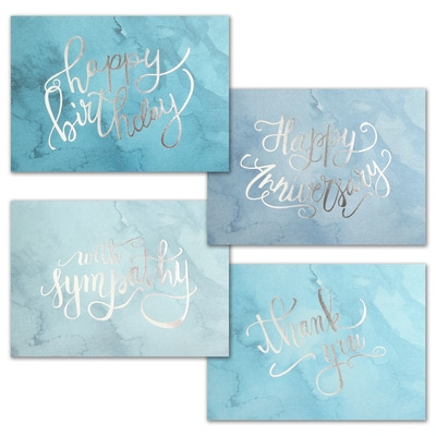 Watercolor Occasions Assortment
