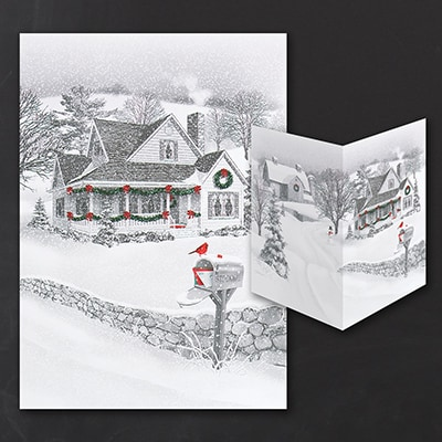 Holiday Touch - Holiday Card