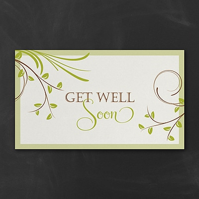 Get Well Greenery