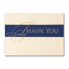 For Everything - Thank You Card