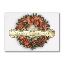 Christmas Once Again - Christmas Card