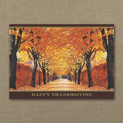 Thanksgiving Path