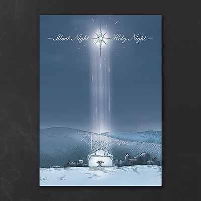 Ray of Hope - Holiday Card