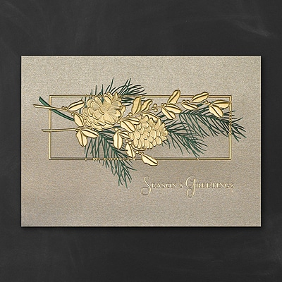 Beautiful Branch - Holiday Card