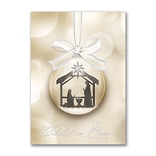 Prince of Peace - Christmas Card
