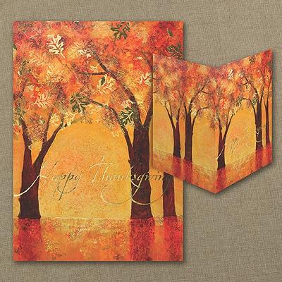Unending Thanks - Thanksgiving Card