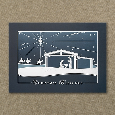 The Greatest Gift - Christmas Card