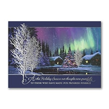 Nature's Tribute - Holiday Card