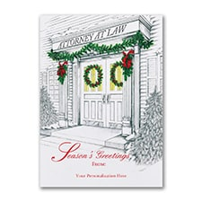 Attorney's Office - Holiday Card