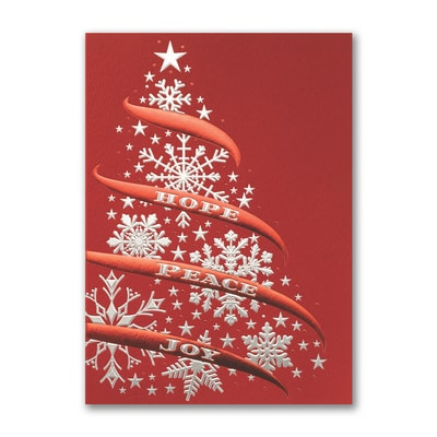 Beautiful Tree - Holiday Card