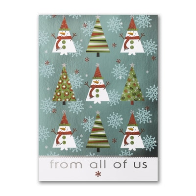 From all the Snowmen