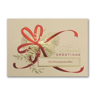 Pinecone Beauty - Holiday Card