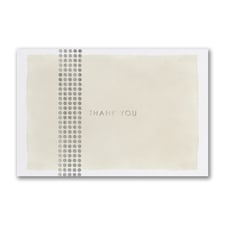 Watercolor Thank You - Thank You Card