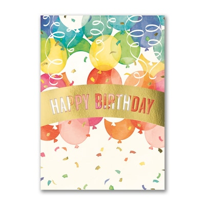 Birthday Blast - Birthday Card