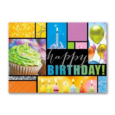 Favorite Things - Birthday Card