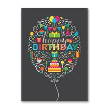 Perfect Birthday - Birthday Card