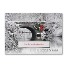 Scenic Pass - Holiday Card