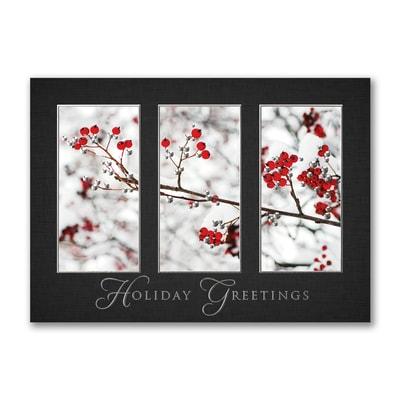 Windows of Beauty - Holiday Card