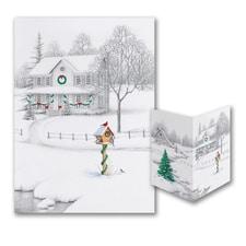 Wonderfully Inviting - Holiday Card