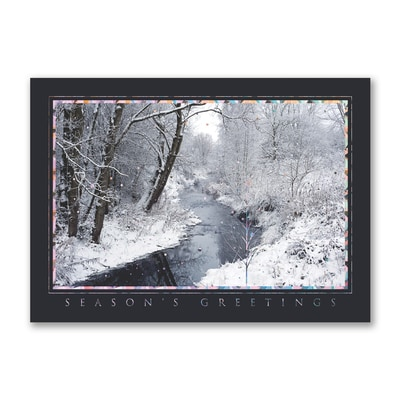 Radiant View - Holiday Card