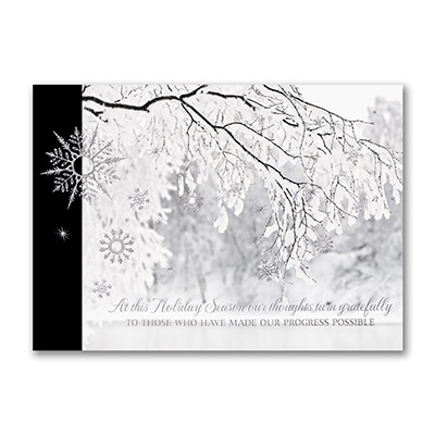 Grateful - Holiday Card