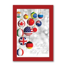 International Wish - Holiday Card