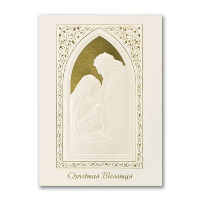 Simple Grace - Christmas Card