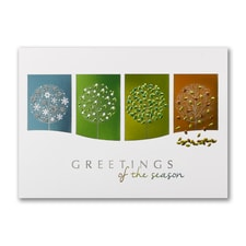 Greetings for the Season - Holiday Card