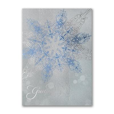 Lavish Snowflake