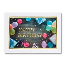 Hooray for Birthdays - Birthday Card