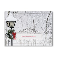 Snowbound - Holiday Card