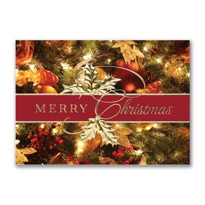 Stunning Christmas - Christmas Card