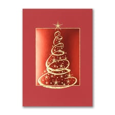 O'Christmas Tree - Holiday Card