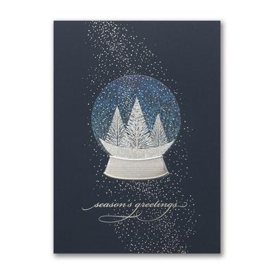 Snow Globe Sparkles