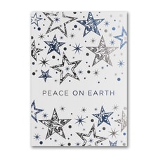 Peace on Earth Stars