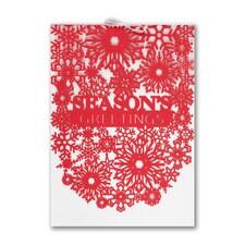 Snowflake Folder